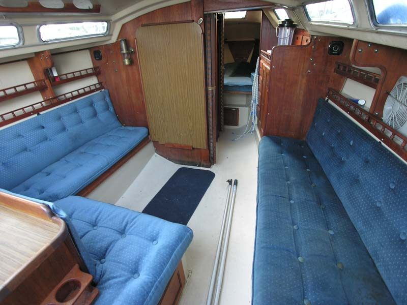 List of Synonyms and Antonyms of the Word: Catalina 30 Cabin