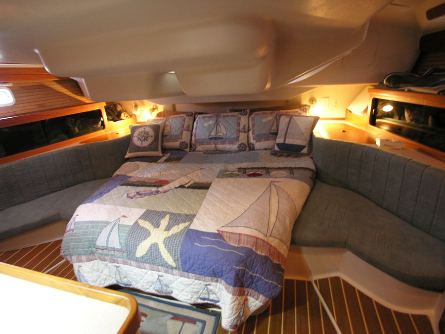 Catalina 400 For Sale 1996 By Jan Guthrie Yacht Brokerage