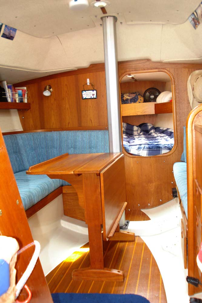 1986 Albin Alpha 29 For Sale By Jan Guthrie Yacht Brokerage