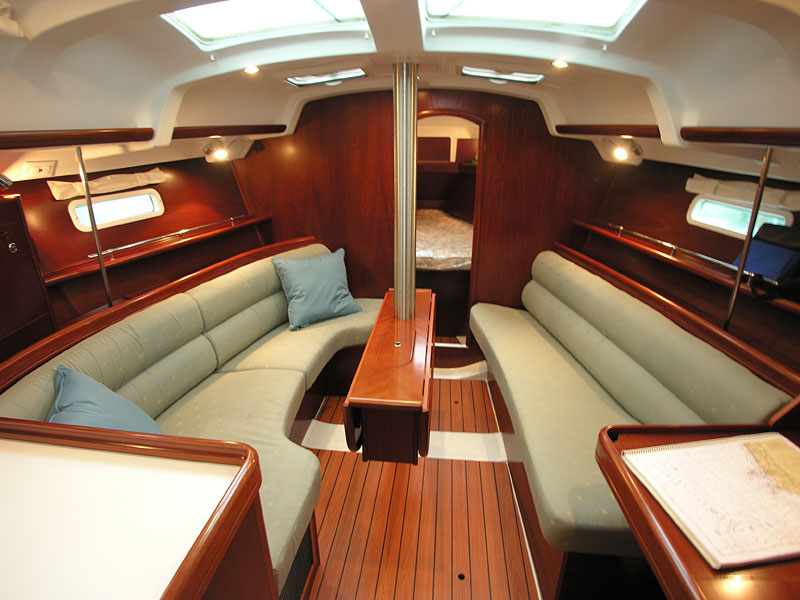 Beneteau 343 2006 salon