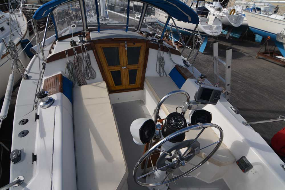 1989 Catalina 30 Tall Rig For Sale By Jan Guthrie Yacht