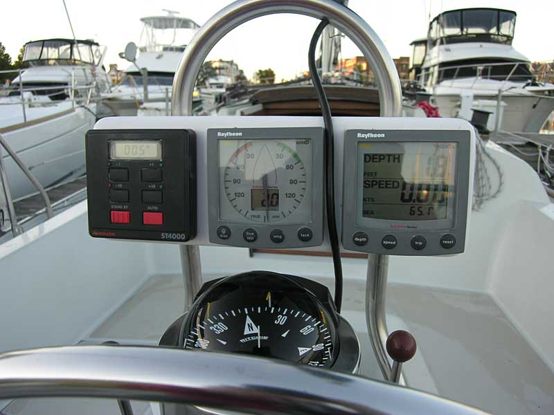 Ericson for sale - Autohelm ST60