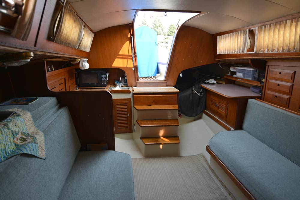 Islander 36 1974 For Sale By Jan Guthrie Yacht Brokerage