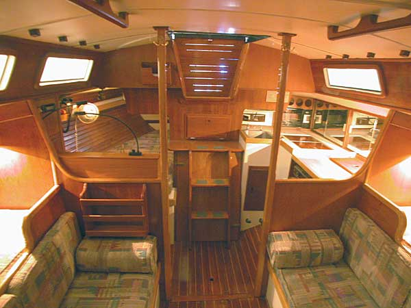 1981 Peterson 34 For Sale By Jan Guthrie Yacht Brokerage