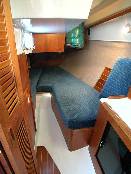Hunter 34 1984 For Sale By Jan Guthrie Yacht Brokerage