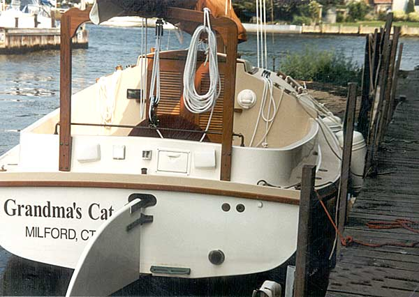 Menger 23 1999 For Sale By Jan Guthrie Yacht Brokerage