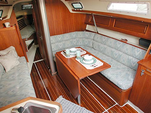 1990 Pearson 31 2 For Sale By Jan Guthrie Yacht Brokerage