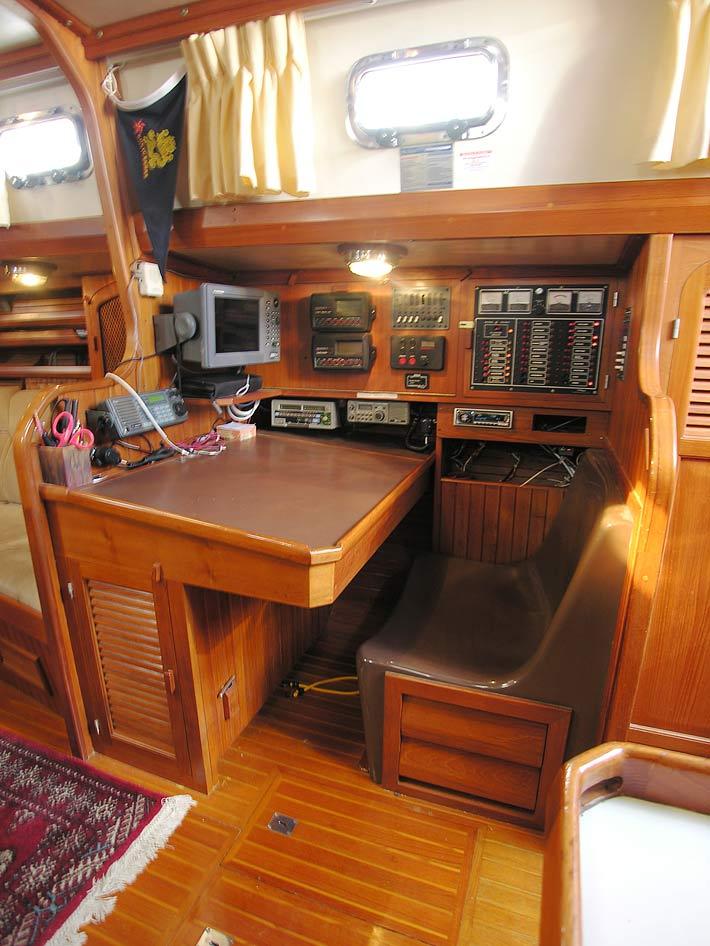 Slocum 43 World Cruiser 1985 For Sale By Jan Guthrie Yacht